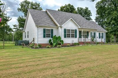 Rockvale Single Family Home Under Contract - Showing: 13677 Versailles Rd