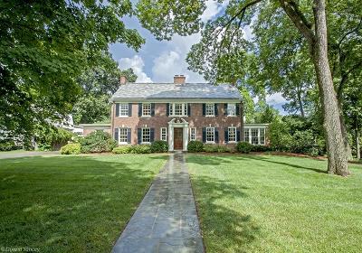Nashville Single Family Home For Sale: 212 Craighead Ave