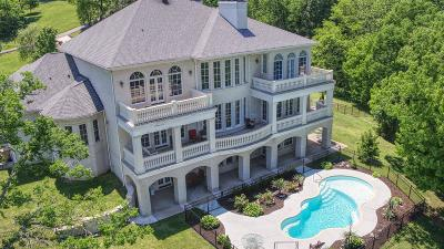 Nolensville Single Family Home For Sale: 1892 Burke Hollow Rd