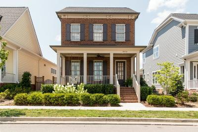 Franklin Single Family Home Under Contract - Showing: 9056 Keats St