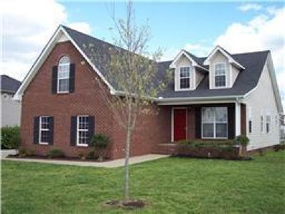 Rutherford County Single Family Home For Sale: 3426 Cross Meadow Dr