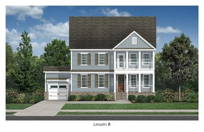 Hendersonville Single Family Home For Sale: 106 Coach Light Court- Lot 849