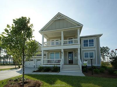 Hendersonville Single Family Home For Sale: 108 Coach Light Court- Lot 836