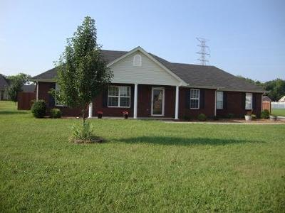 Rutherford County Rental For Rent: 2914 Ridgewood Dr