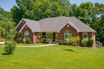 Pleasant View TN Single Family Home Sold: $428,000