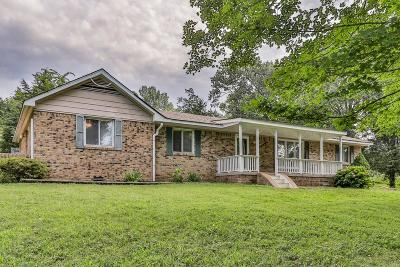 Culleoka Single Family Home Under Contract - Showing: 4219 Scott Hollow Road