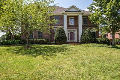 Brentwood Single Family Home For Sale: 1534 Copperstone Dr