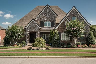 Sumner County Single Family Home For Sale: 912 Plantation Way