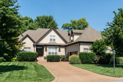 Hendersonville Single Family Home For Sale: 1008 Whispering Wind Way