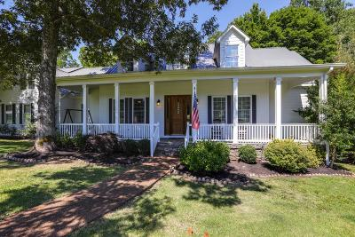 Kingston Springs Single Family Home For Sale: 515 Old Barn Trace Rd