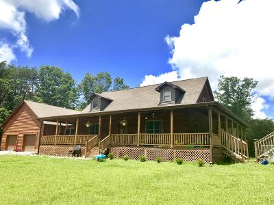 Coalmont TN Single Family Home For Sale: $259,900