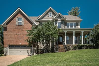 Hendersonville Single Family Home For Sale: 1075 Mansker Farm Blvd