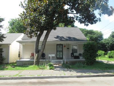 Nashville Single Family Home For Sale: 51 Green St