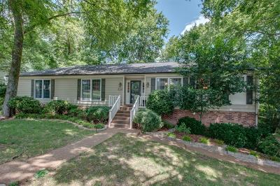 Brentwood Single Family Home For Sale: 5110 Albert Drive