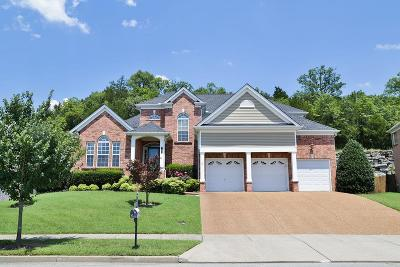 Franklin Single Family Home For Sale: 1561 Towne Park Ln