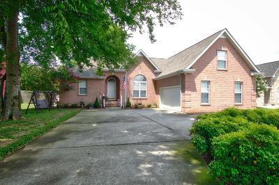 Murfreesboro TN Single Family Home Sold: $249,900