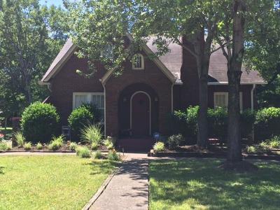 East Nashville Single Family Home For Sale: 1206 Riverside Dr