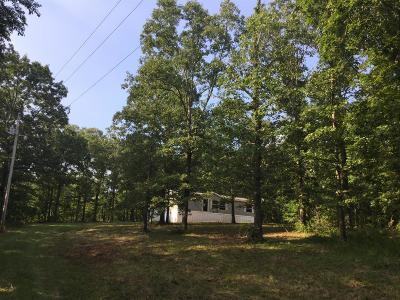 Summertown Residential Lots & Land For Sale: 257 Railroad Bed Rd
