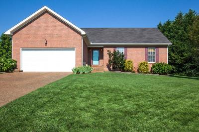 Spring Hill TN Single Family Home Under Contract - Showing: $229,900