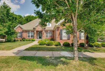 Franklin Single Family Home For Sale: 528 Verde Meadow Dr
