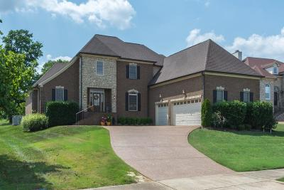 Gallatin Single Family Home For Sale: 2182 Gorden Crossing
