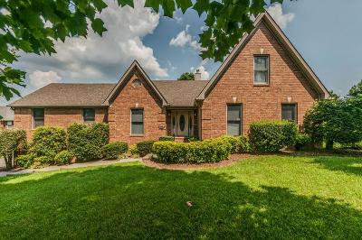 Mount Juliet Single Family Home For Sale: 343 Toby Trl