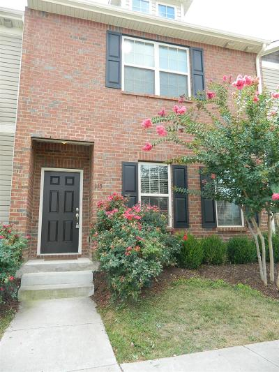 Nashville Condo/Townhouse Under Contract - Showing: 115 Northcrest Commons Cir #115