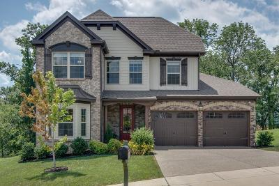 Williamson County Single Family Home Under Contract - Showing: 6163 Christmas Dr