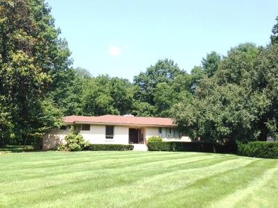 Nashville Single Family Home Under Contract - Showing: 5908 Sedberry Rd