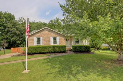 Clarksville Single Family Home Under Contract - Showing: 1731 Broadripple Dr