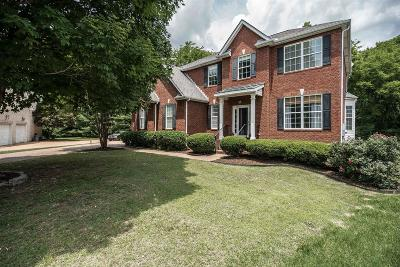 Franklin Single Family Home Under Contract - Showing: 437 Galloway Dr
