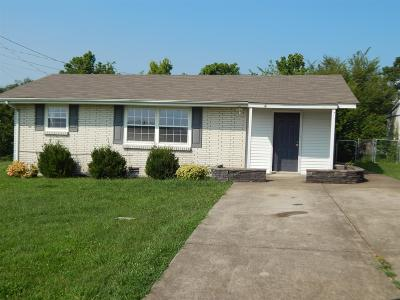 White Bluff Single Family Home For Sale: 1006 Petty Road