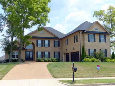 Sumner County Single Family Home Under Contract - Showing: 2165 Gorden Crossing