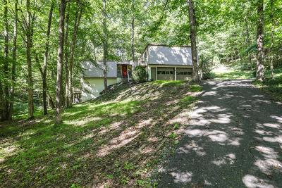 Franklin Single Family Home For Sale: 1141 Barrel Springs Hollow Rd