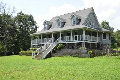 Lebanon Single Family Home For Sale: 4520 Trousdale Ferry Pike