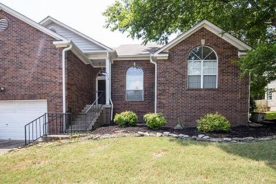 Hermitage Single Family Home Under Contract - Showing: 4572 Raccoon Trl