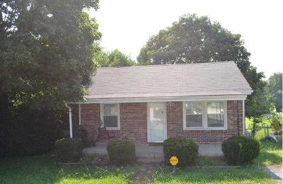 Clarksville Single Family Home For Sale: 408 Shearon Ln