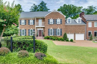 Davidson County Single Family Home Under Contract - Showing: 4401 Charleston Place Cir