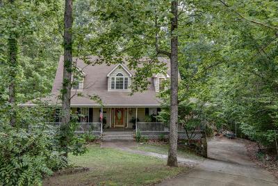 Kingston Springs Single Family Home For Sale: 1370 Loann Ave