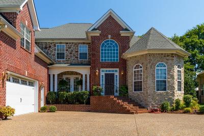 Hendersonville Single Family Home For Sale: 1026 Smoke Rise Ln