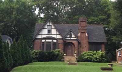 Davidson County Single Family Home For Sale: 163 Kenner Ave