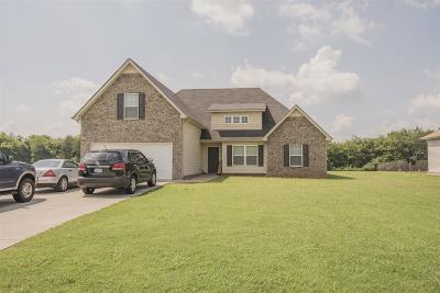 Rockvale Single Family Home Under Contract - Showing: 1039 Pusher Pl