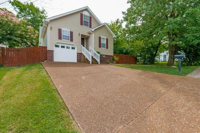 Davidson County Single Family Home For Sale: 288 38th Ave N