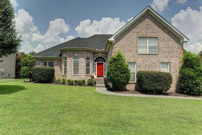 Hendersonville Single Family Home For Sale: 135 Wynbrooke Trce