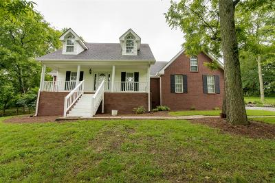 Watertown Single Family Home For Sale: 1713 Shop Springs Rd
