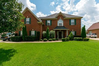 Single Family Home For Sale: 5223 Saint Ives Dr