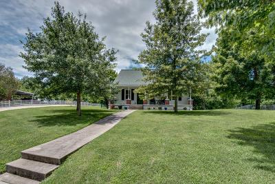 Ashland City Single Family Home Under Contract - Showing: 1369 Highway 12n
