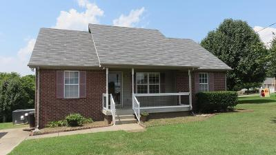 Mount Juliet Single Family Home For Sale: 1050 Windtree Trce