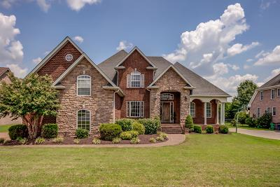 Hendersonville Single Family Home Under Contract - Not Showing: 1025 Heathrow Dr