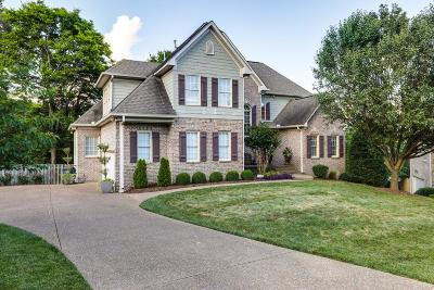 Davidson County Single Family Home Under Contract - Showing: 6517 Windy Hill Ct